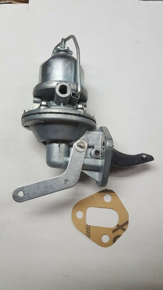 Jeep Willys Mb Ford Gpw Fuel Pump With Hand Primer Cj2a