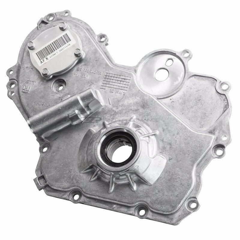 New Oem Gm Front Cover Oil Pump For Ecotec 2 0 2 2 2 4l