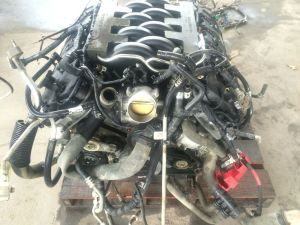 2011 FORD F150 50 COMPLETE ENGINE TRANSMISSION PULL OUT