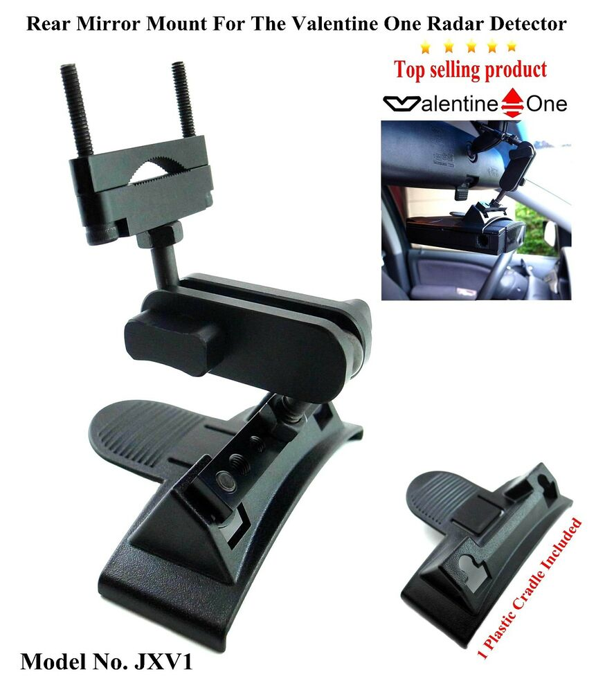 Nice Car Mount For Rear Mirror Valentine One Radar