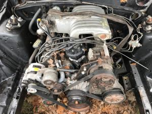8793 Ford Mustang Complete 302 HO High Output Engine