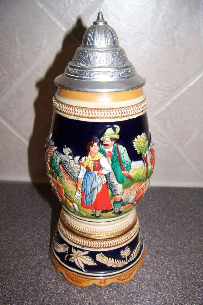 West Pottery German Rare