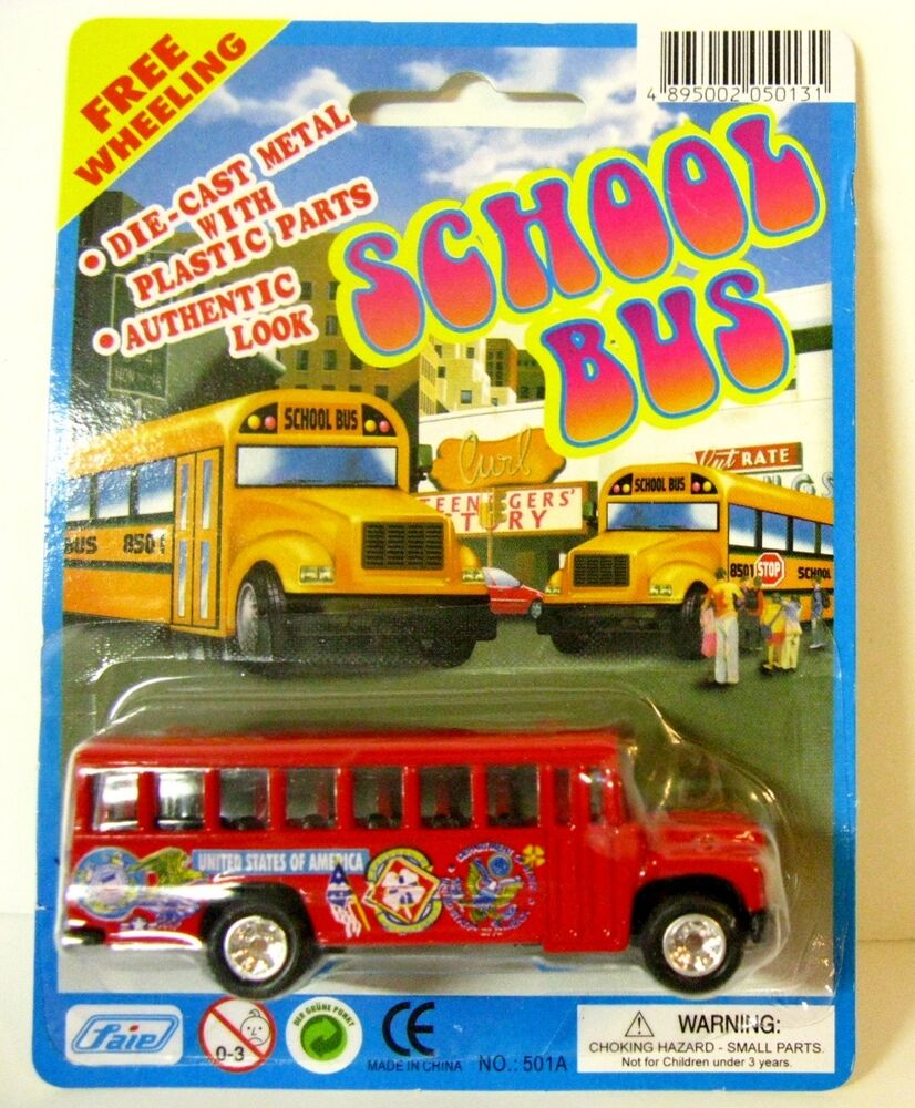 1998 Matchbox Chevy Transport Bus