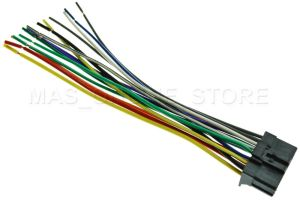 WIRE HARNESS FOR PIONEER MVHP8200BT MVHP8200BT *PAY TODAY SHIPS TODAY* | eBay