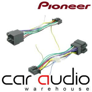Pioneer 16 Pin ISO Head Unit Replacement Car Stereo Wiring Harness CT21PN07 | eBay