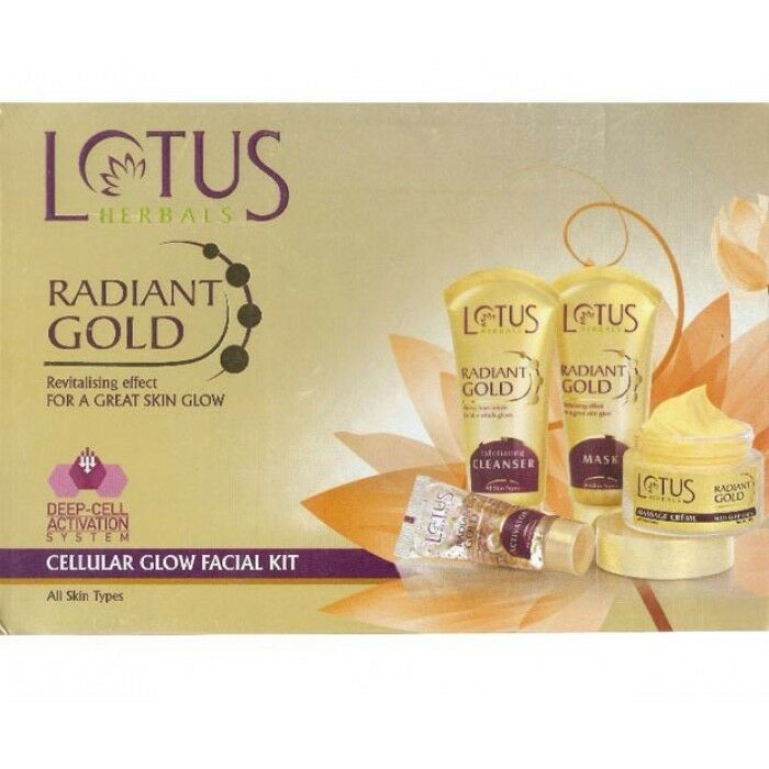 Lotus Daily Skin Care Kit