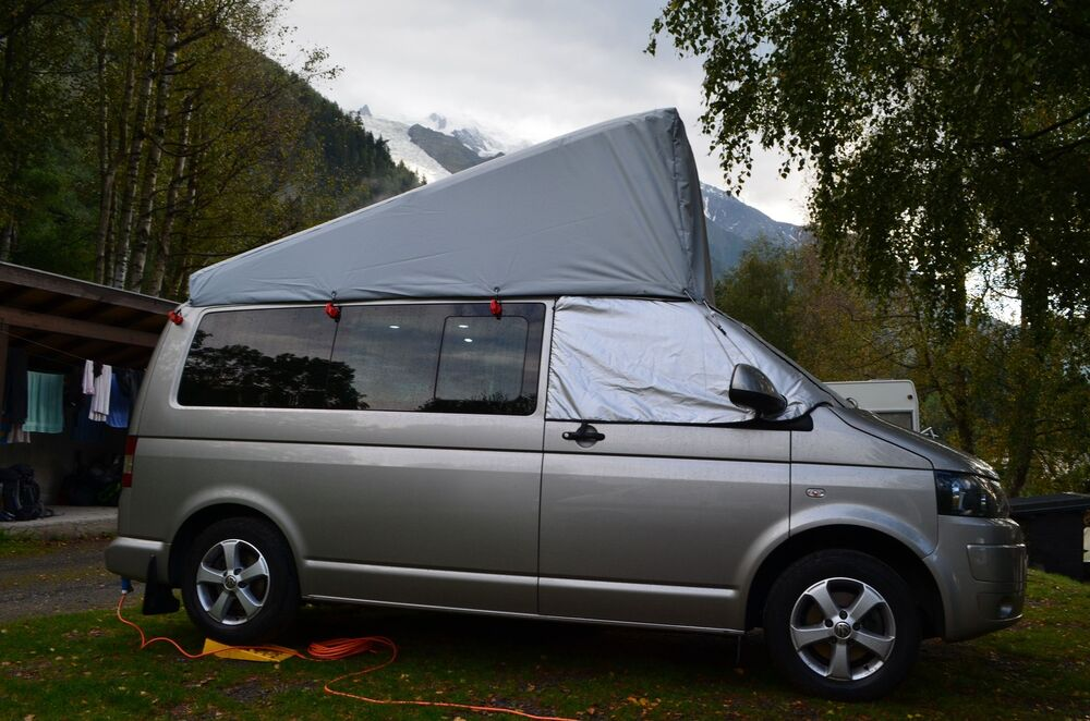 Reimo Topper VW T5 SWB UK Pop Top External Roof Cover