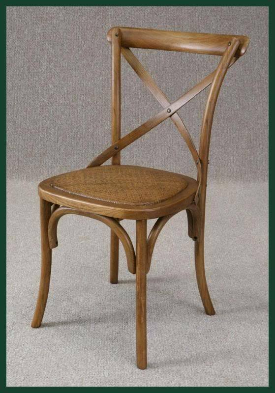 BENTWOOD KITCHEN CHAIR DINING CHAIR WITH A RATTAN SEAT IN