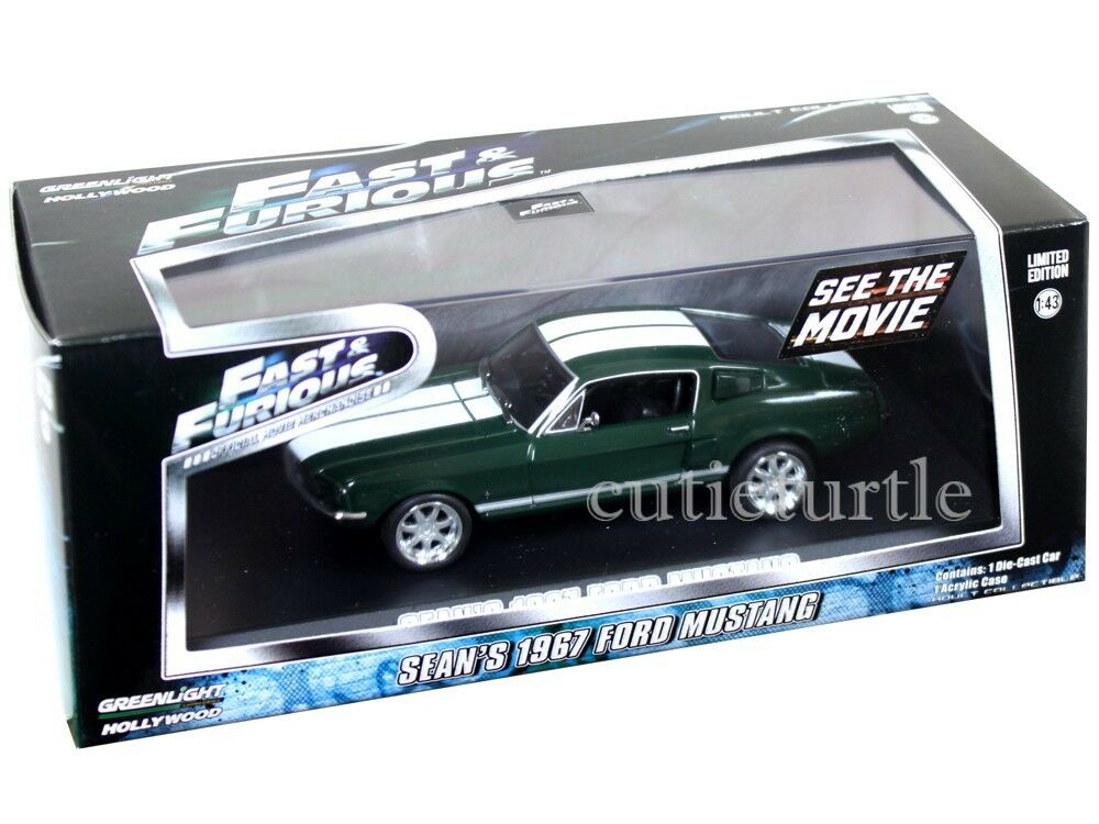Fast And Furious Seans Mustang