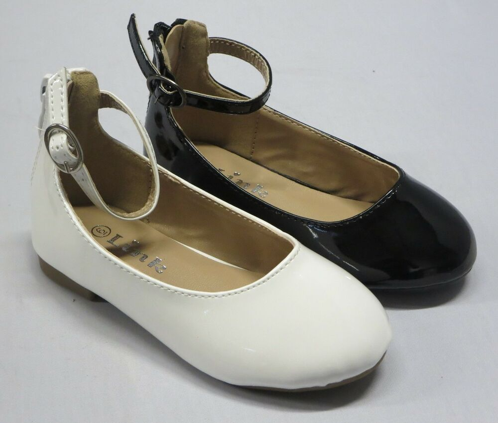 Fancy Black Ballet Flats