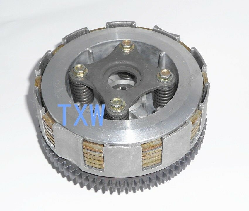 Yamaha Atv Clutch Assembly For Yfb250 Timberwolf 250