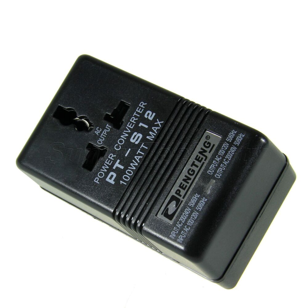 Adapter Volt 110 220