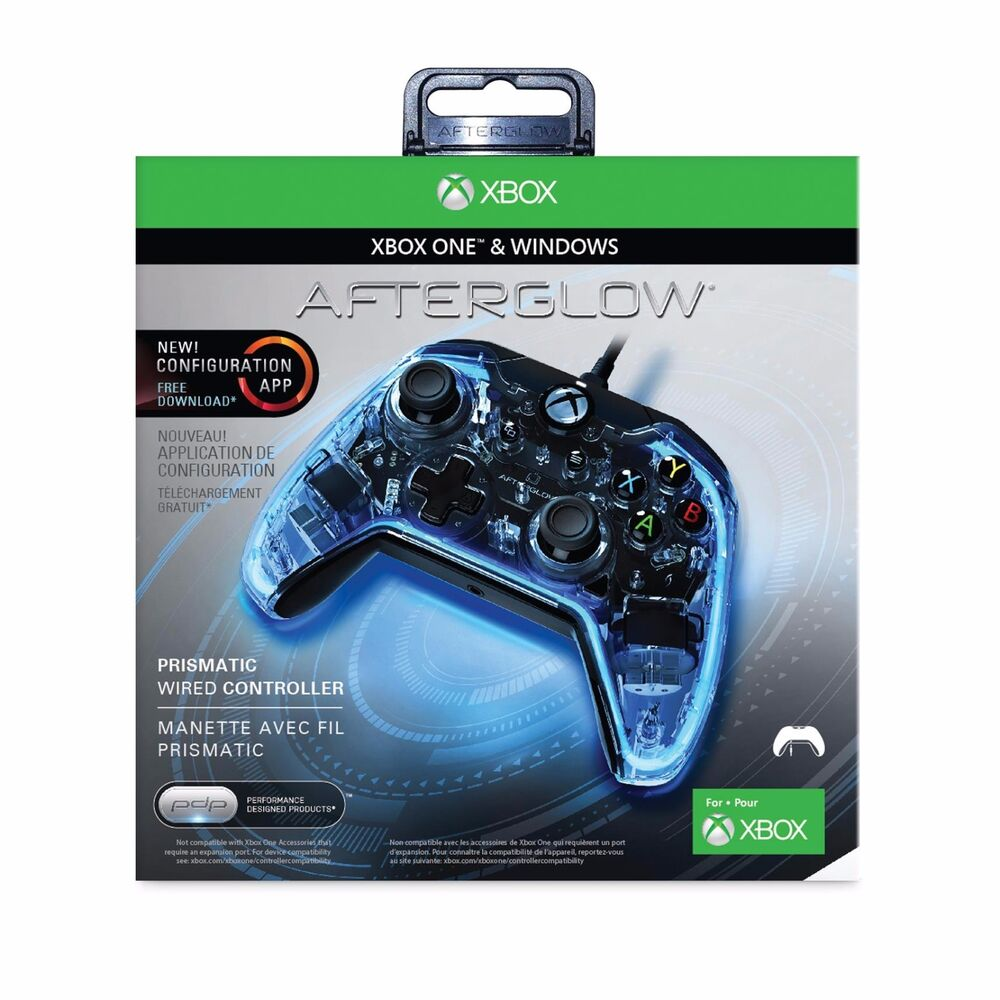 Afterglow Prismatic XBOX One Controller XBox One Neu