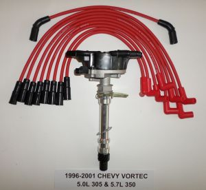 CHEVY VORTEC 19962001 57L350 50L305 Distributor & RED
