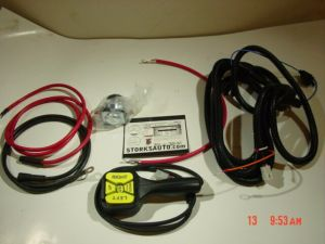 Meyer plow pistol grip control wiring harness classic touchpad controller Meyers | eBay