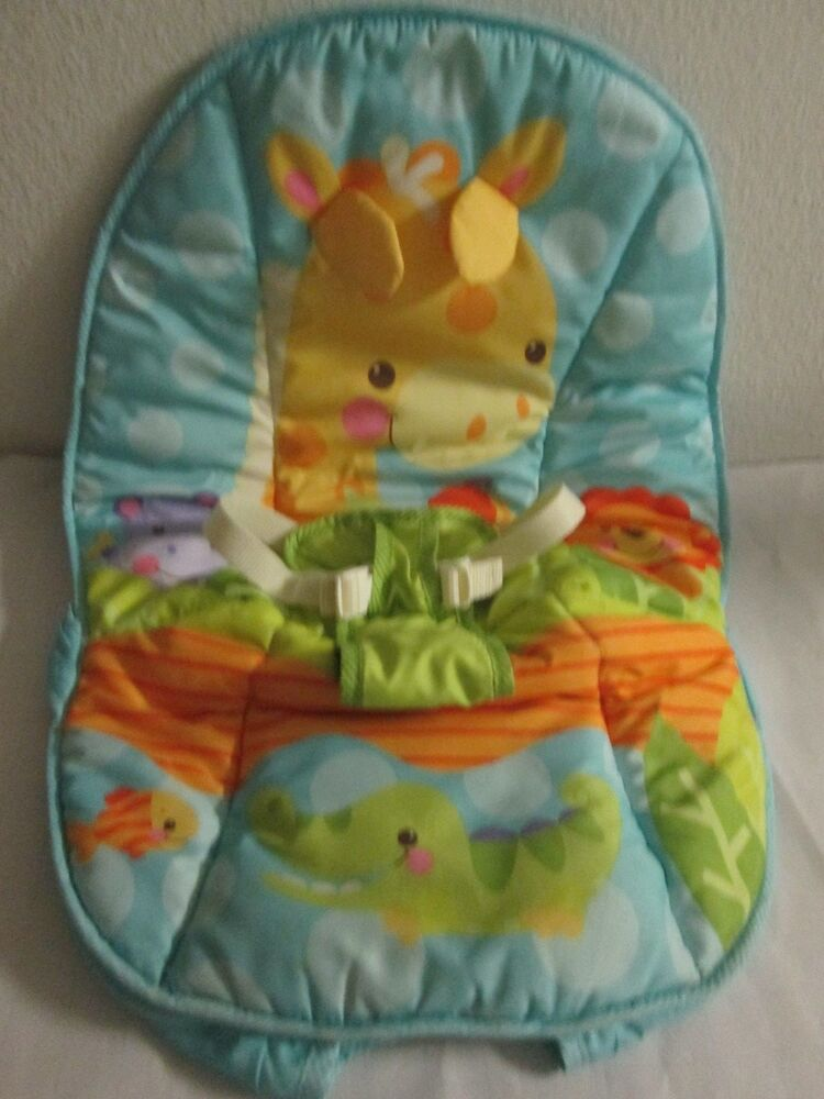Fisher Price Precious Planet Bouncer Seat