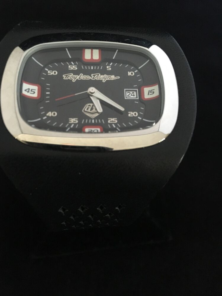 TROY LEE DESIGNS TIMEX LIMITED EDITION 226 DATE MENS WATCH EBay