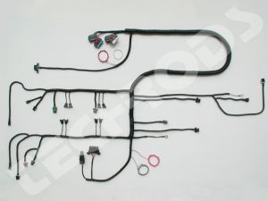 New 199697 LT1 Fuel Injection Wiring Harness | eBay