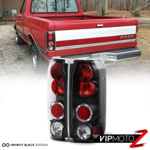 19891996 Ford Bronco F150 F250 F350 Super Duty Black Red