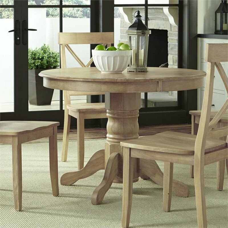 Home Styles Classic 42 Quot Round Pedestal Dining Table In
