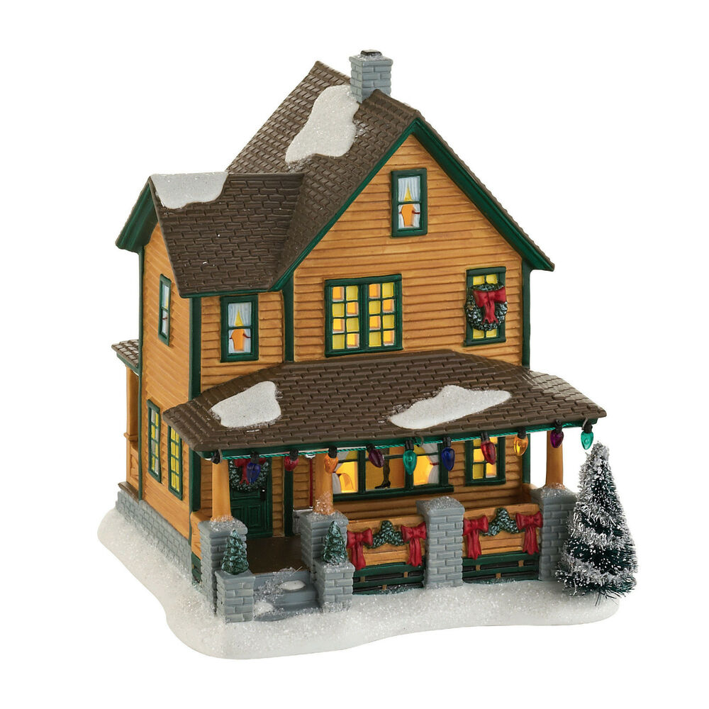 Department 56 Collection Christmas Story