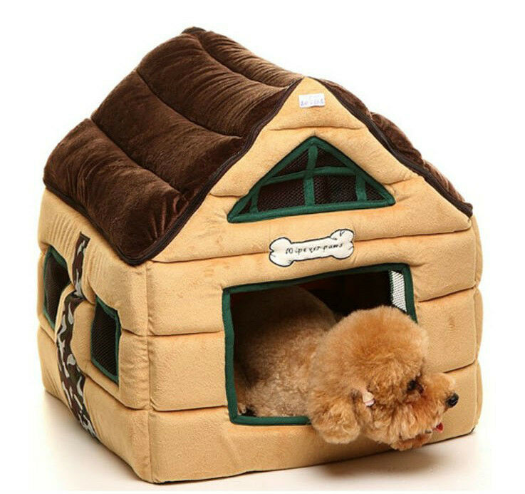 Outdoor Heated Dog Beds