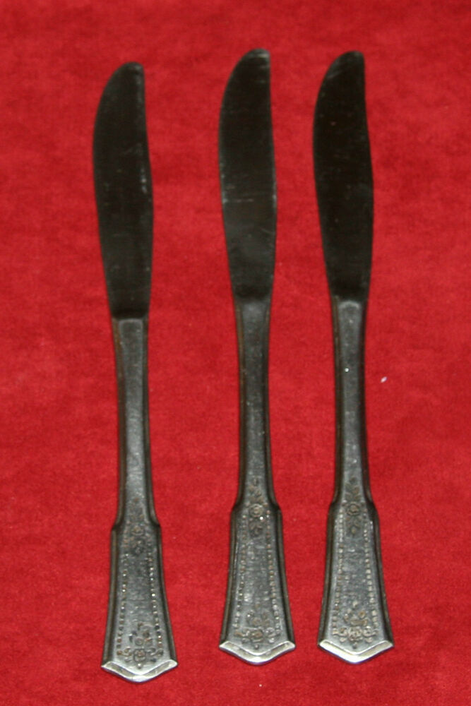And Stanley Roberts Knives Forks