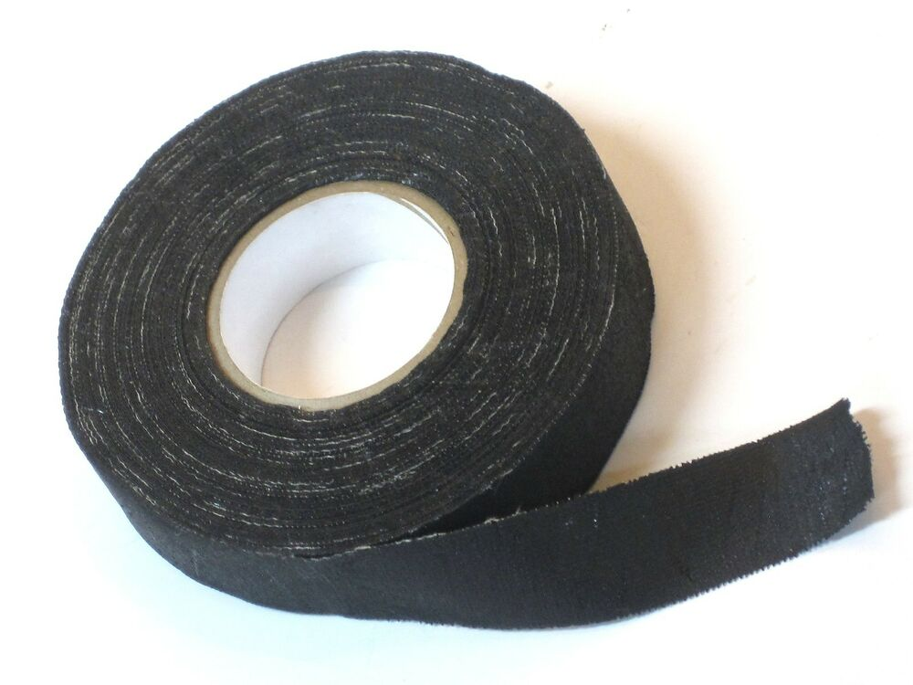 1 Roll Friction Tape For Loom Wire Harness Motorcycle Auto