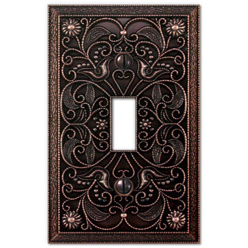 Tuscan Switch Plate Covers