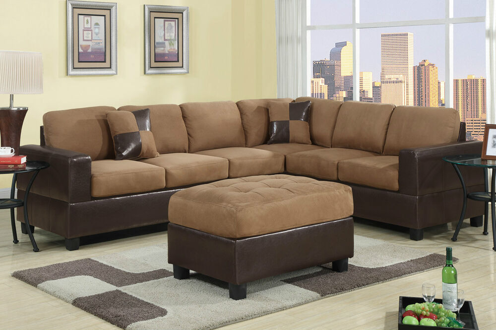 Two Piece Sectional Sofa
