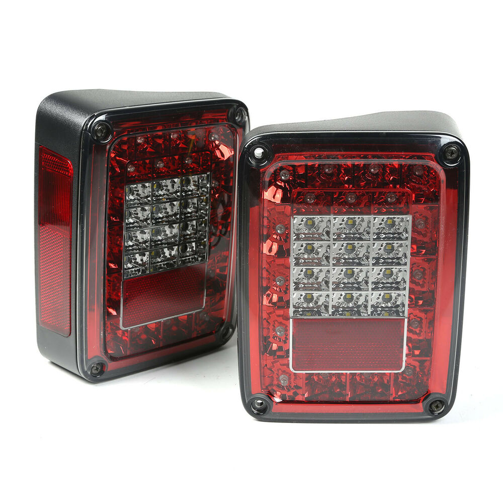 Jeep Tj Led Lights