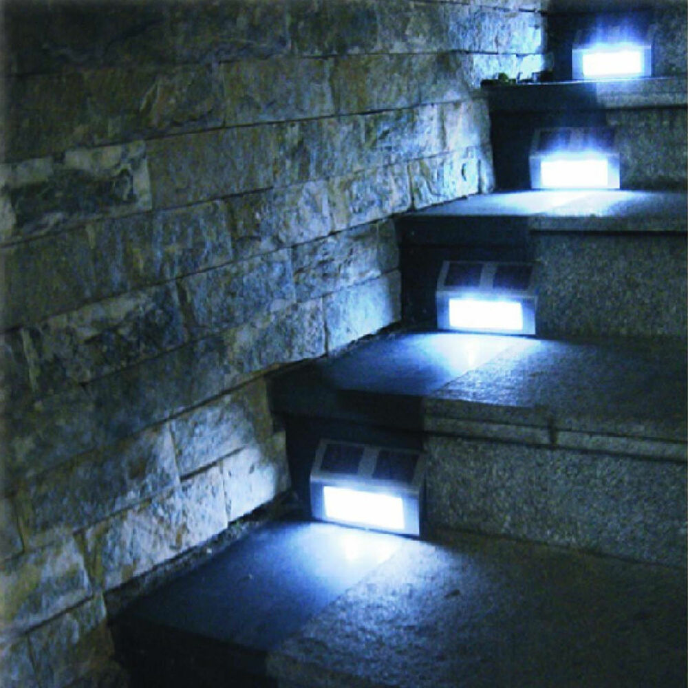 Solar Powered Outdoor Wall Mounted Lights