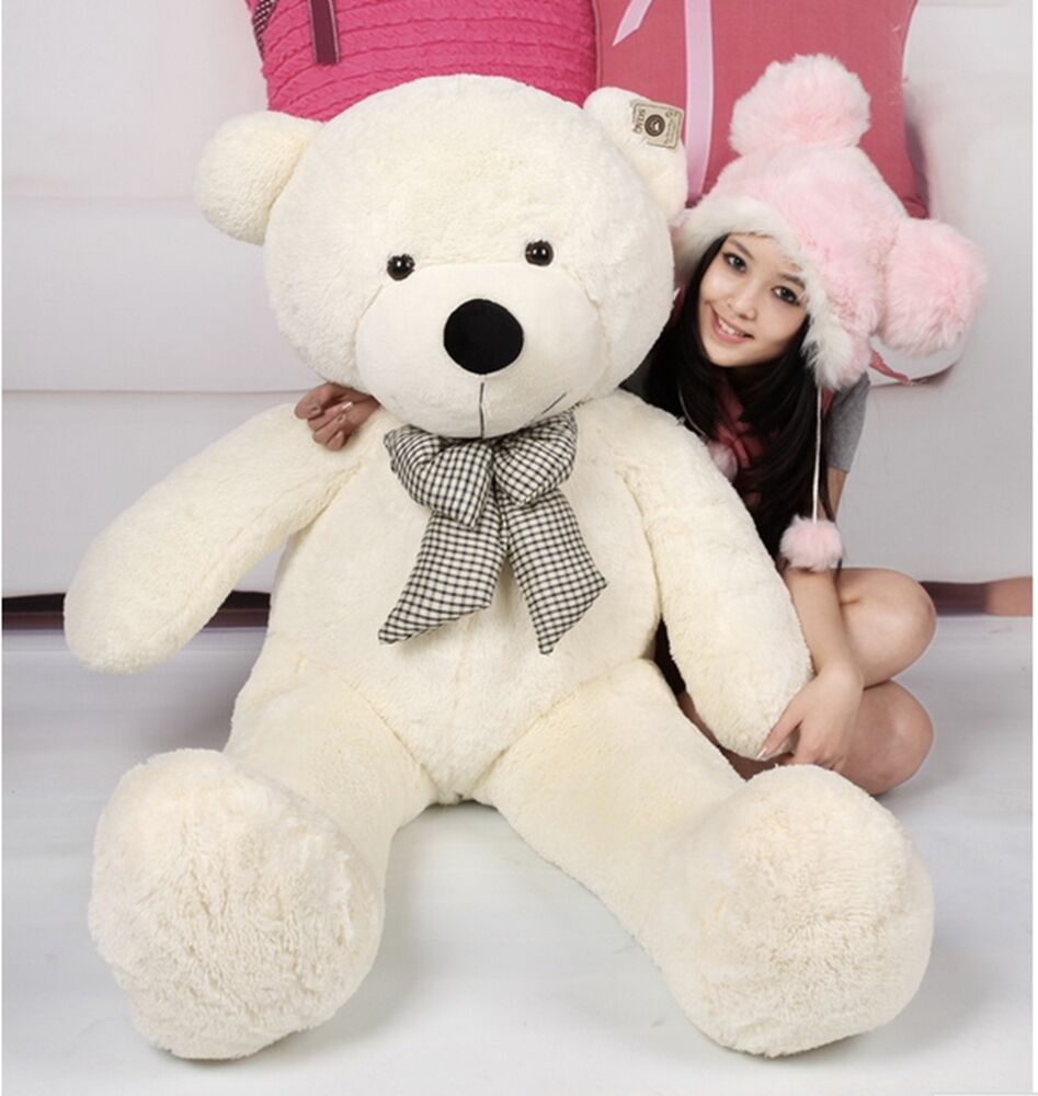 Multi Size Teddy Bear Plush Soft Doll Valentines Gift 4