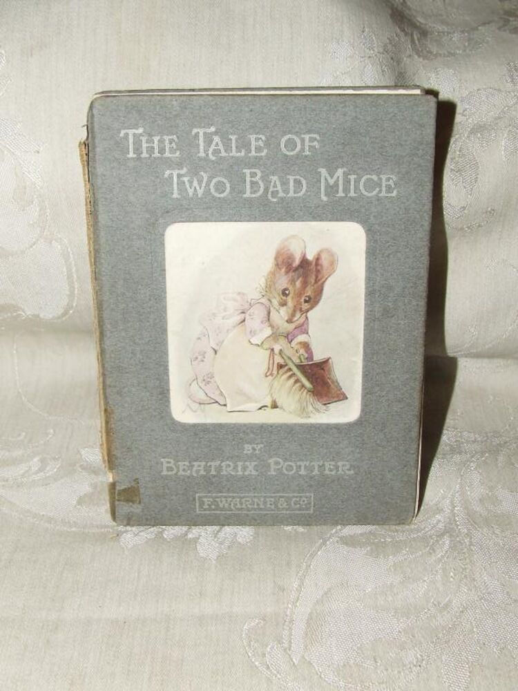 Tale Two Bad Mice