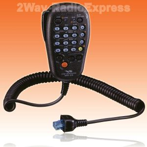 Yaesu MH59A8J DTMF Mic with Remote Functions for FT897