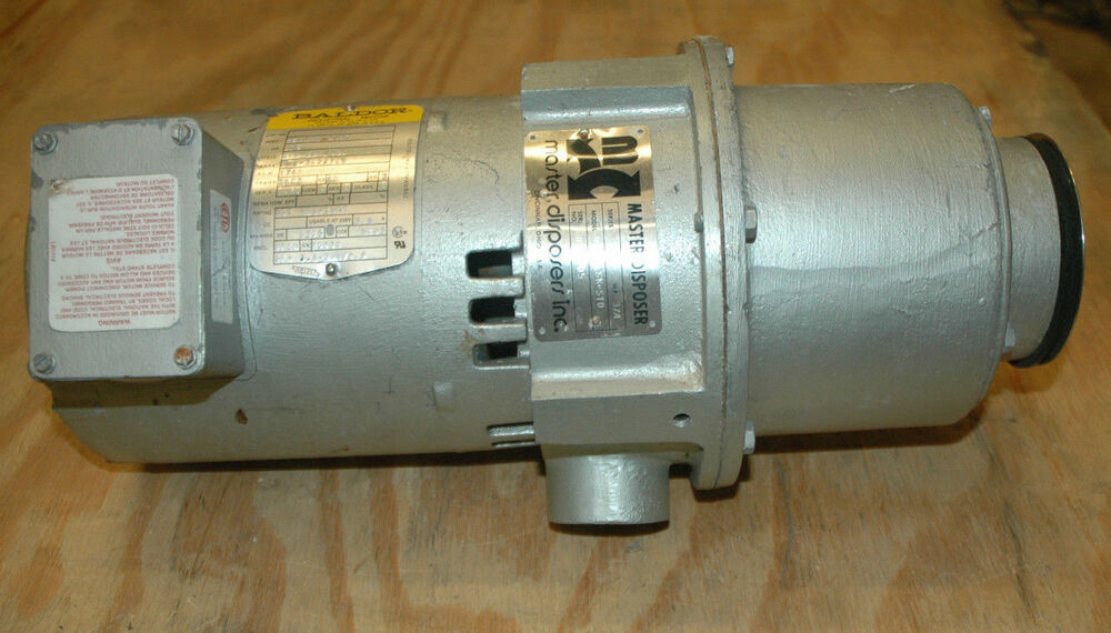 baldor motor serial number lookup