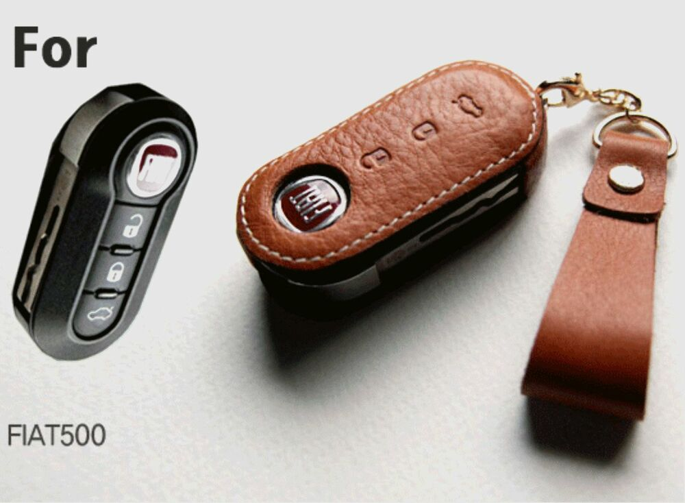 Fiat 500 Car Key Replacement