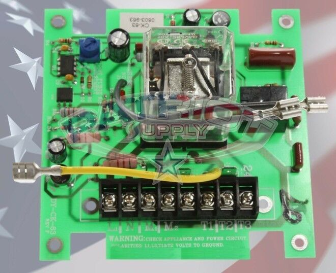 Field Controls 46399200 Replacement Circuit Board Only For