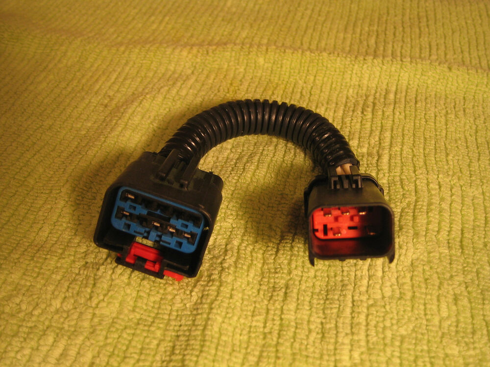 Jeep Wrangler Tj Hard Top Pigtail Adapter Wire Harness