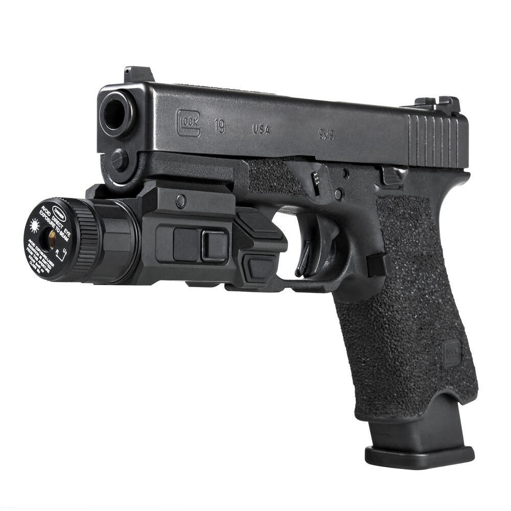 Super Low Profile Tactical Red Laser Sight