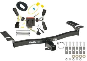 20112014 FORD EDGE TRAILER HITCH &WIRING HARNESS COMBO