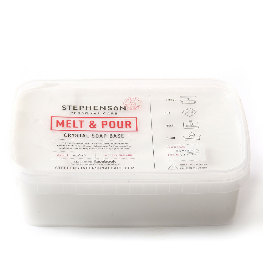 Melt And Pour Soap How