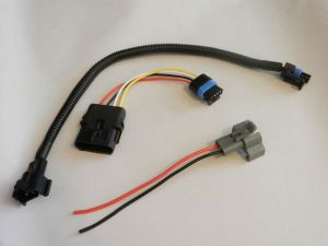 Chevy TPI Large HEI to Small Cap Distributor Adapter Harness Wiring Kit SBC 350 | eBay
