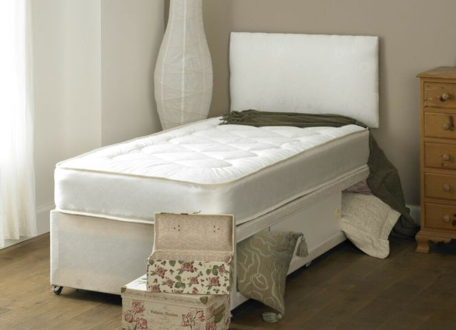 4ft By 5ft9 Short Bed Small Double Deep Quilt Divan Special Size Ebay