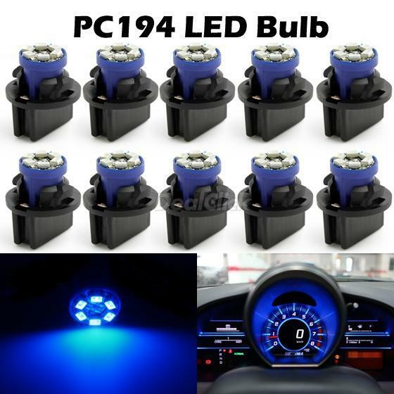 Led Instrument Panel Lights