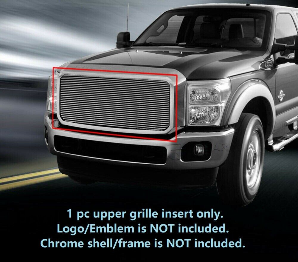 2011 Ford 250 Grille F