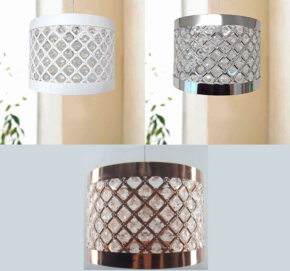 Round Pendant Light Shade