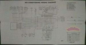 JAGUAR XJ6 AIR CONDITIONING ELECTRICAL WIRING DIAGRAM SHOP REPAIR | eBay