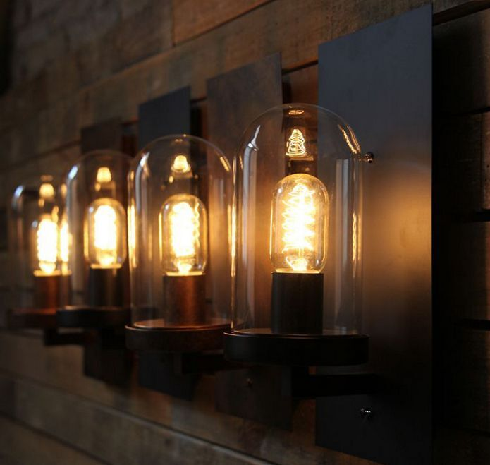 Retro Light Fixtures