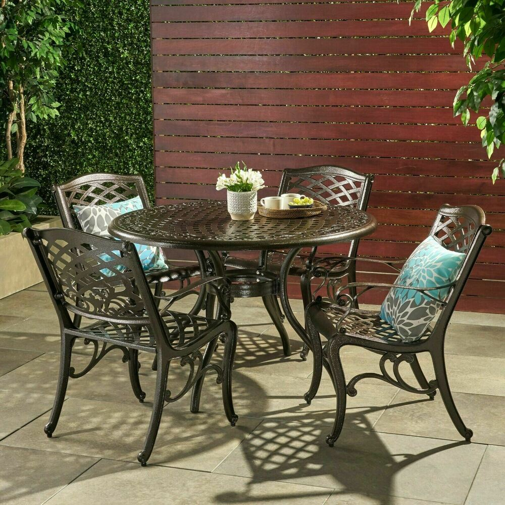 Outside Patio Furniture Sets